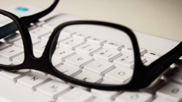 laptop glasses