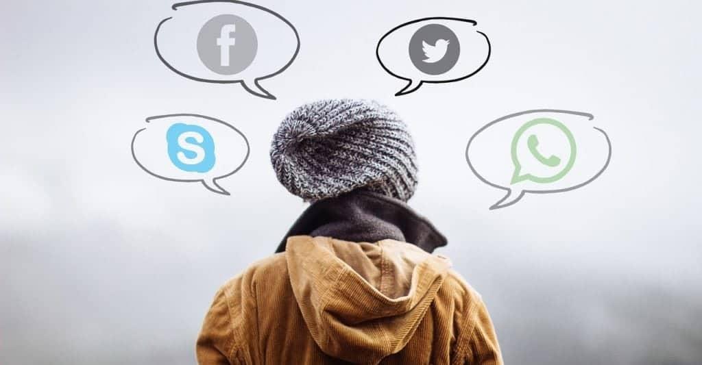 social media teen