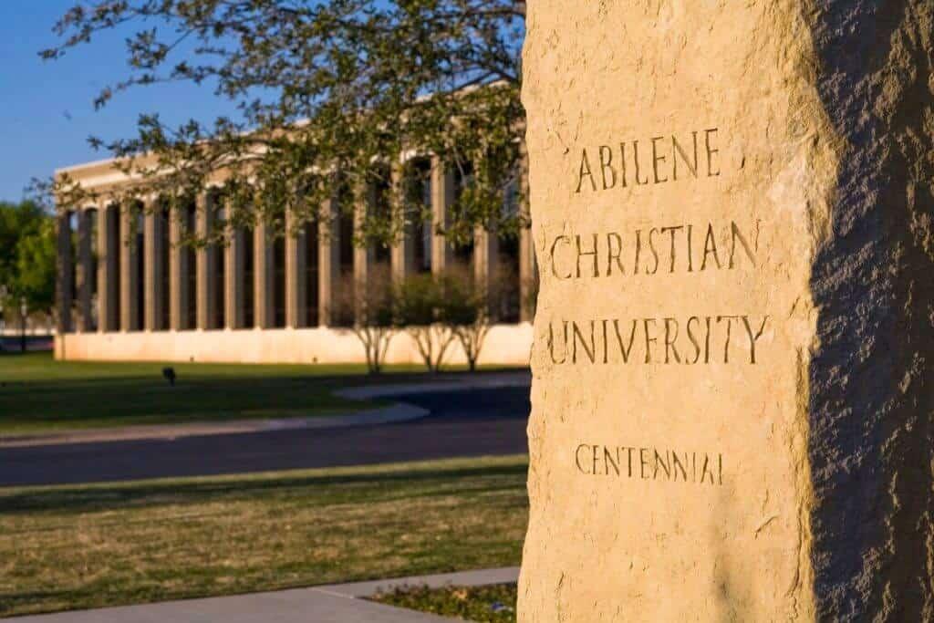 Abilene Christian University 1024x683