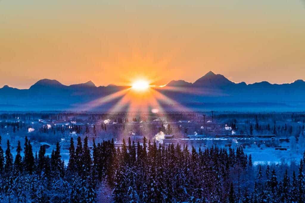 Alaska Fairbanks campus 1024x683