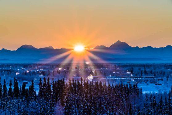 Alaska Fairbanks campus