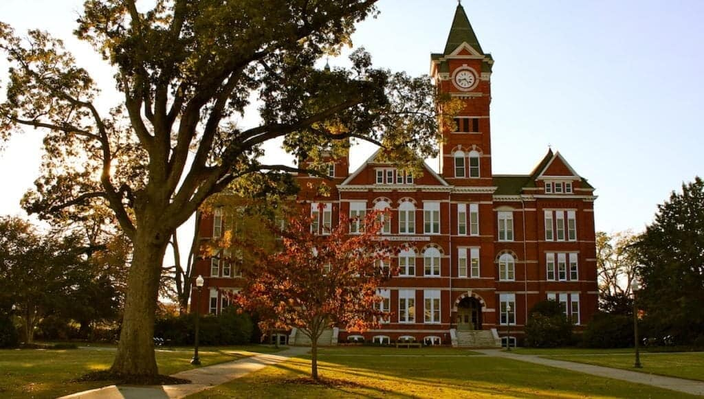 Auburn University Rankings, Tuition, Acceptance Rate, etc