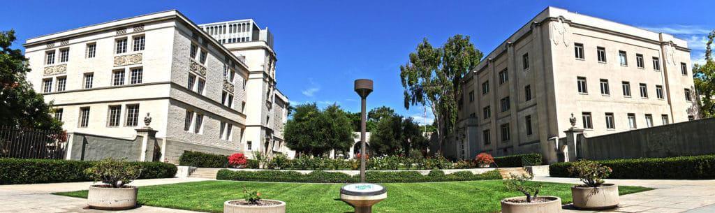 Caltech Entrance