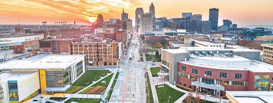 Cleveland State University 1