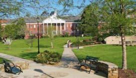Daniel Hall Piedmont College 3