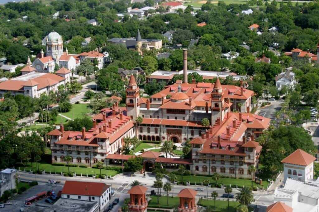 Flagler College St Augustine Rankings Tuition Acceptance