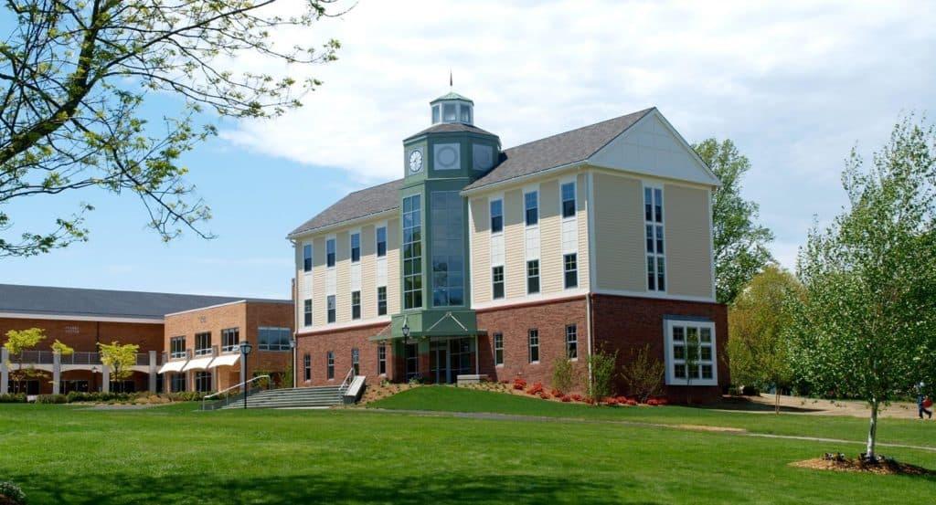 Mitchell College ASC 1