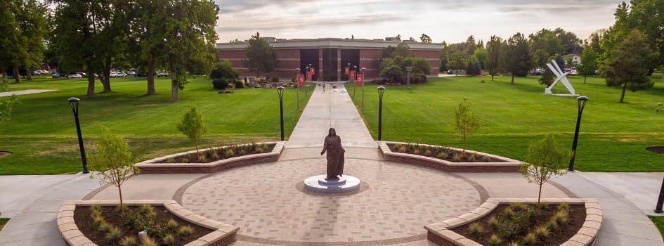 NNU campus