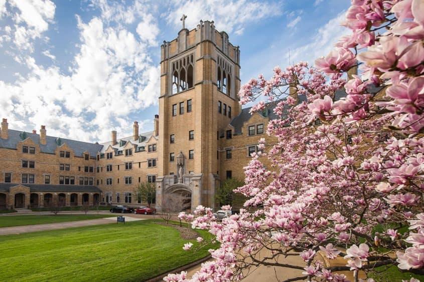 Saint Marys College Indiana