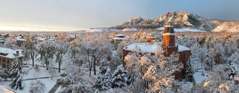 Snow Boulder