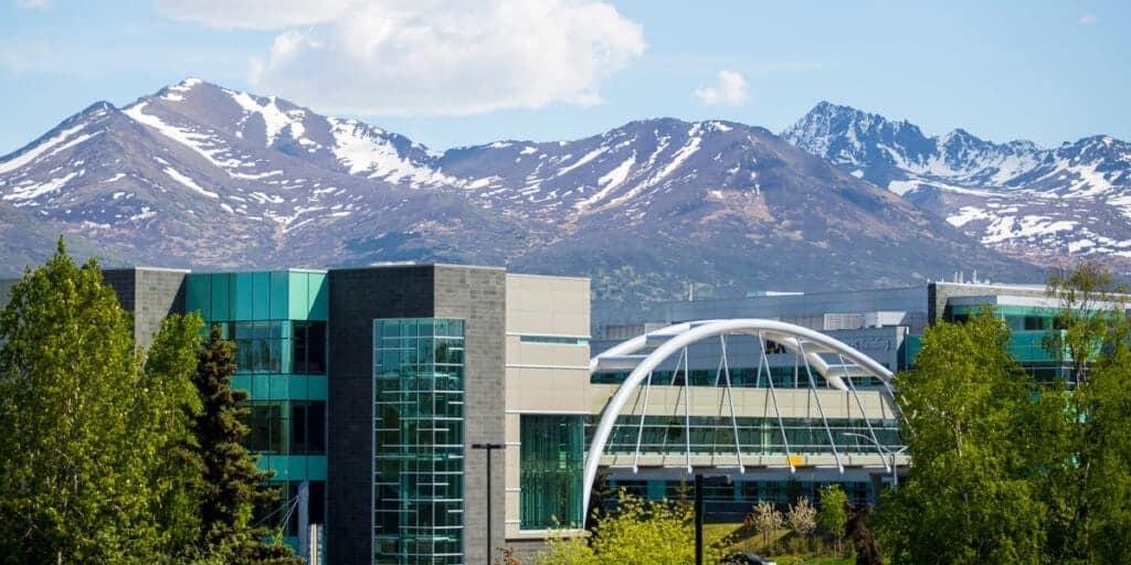 University Alaska Anchorage