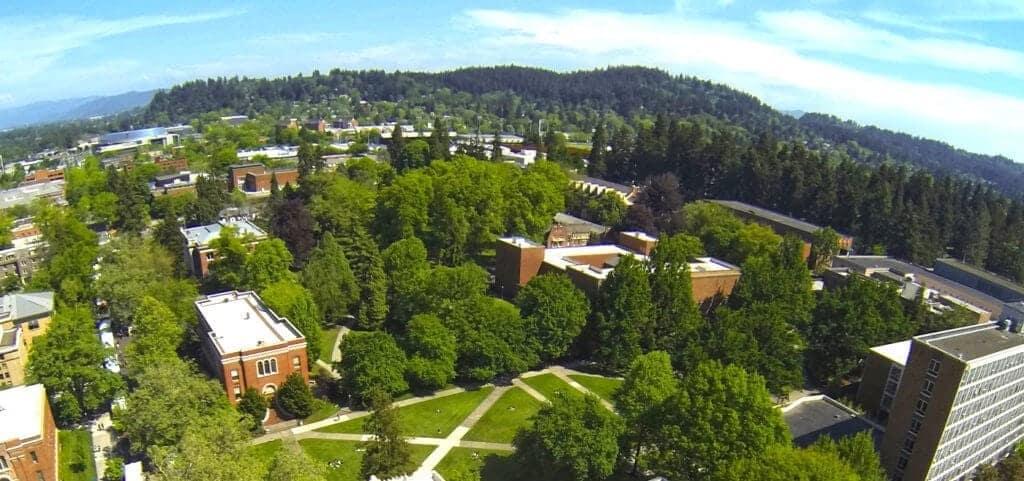 University Oregon