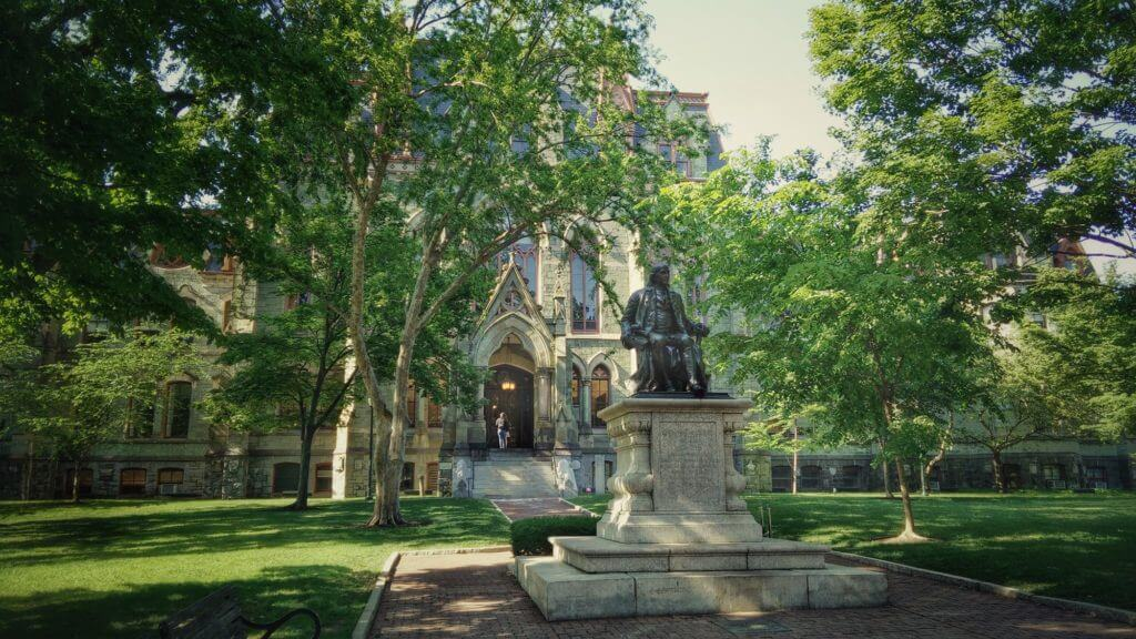 University of Pennsylvania Philadelphia 2