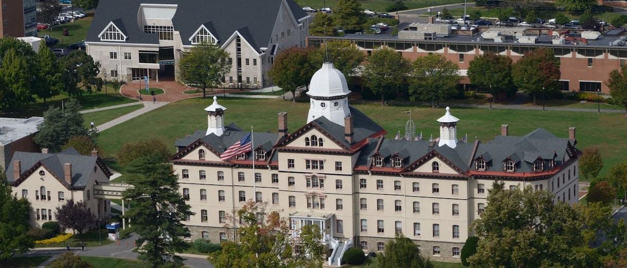 Widener University Main Campus