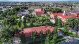 adams state campus
