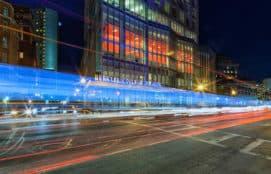 berklee building no lamppost 3