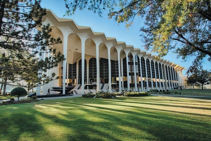 Oral Roberts University Ranking 104