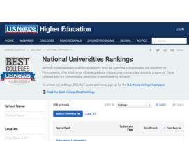 remote usnews national universities
