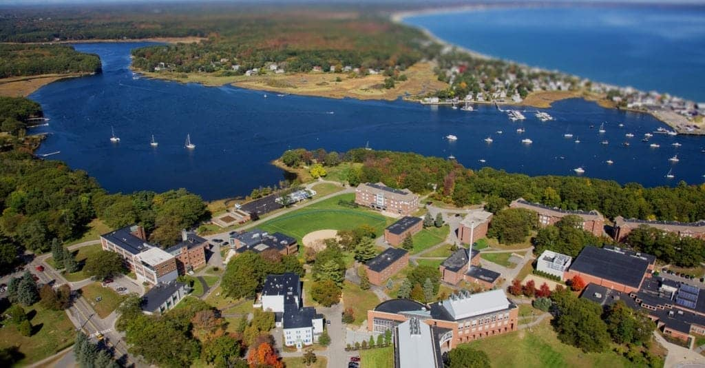 University Of New England Rankings Tuition Acceptance Rate Etc