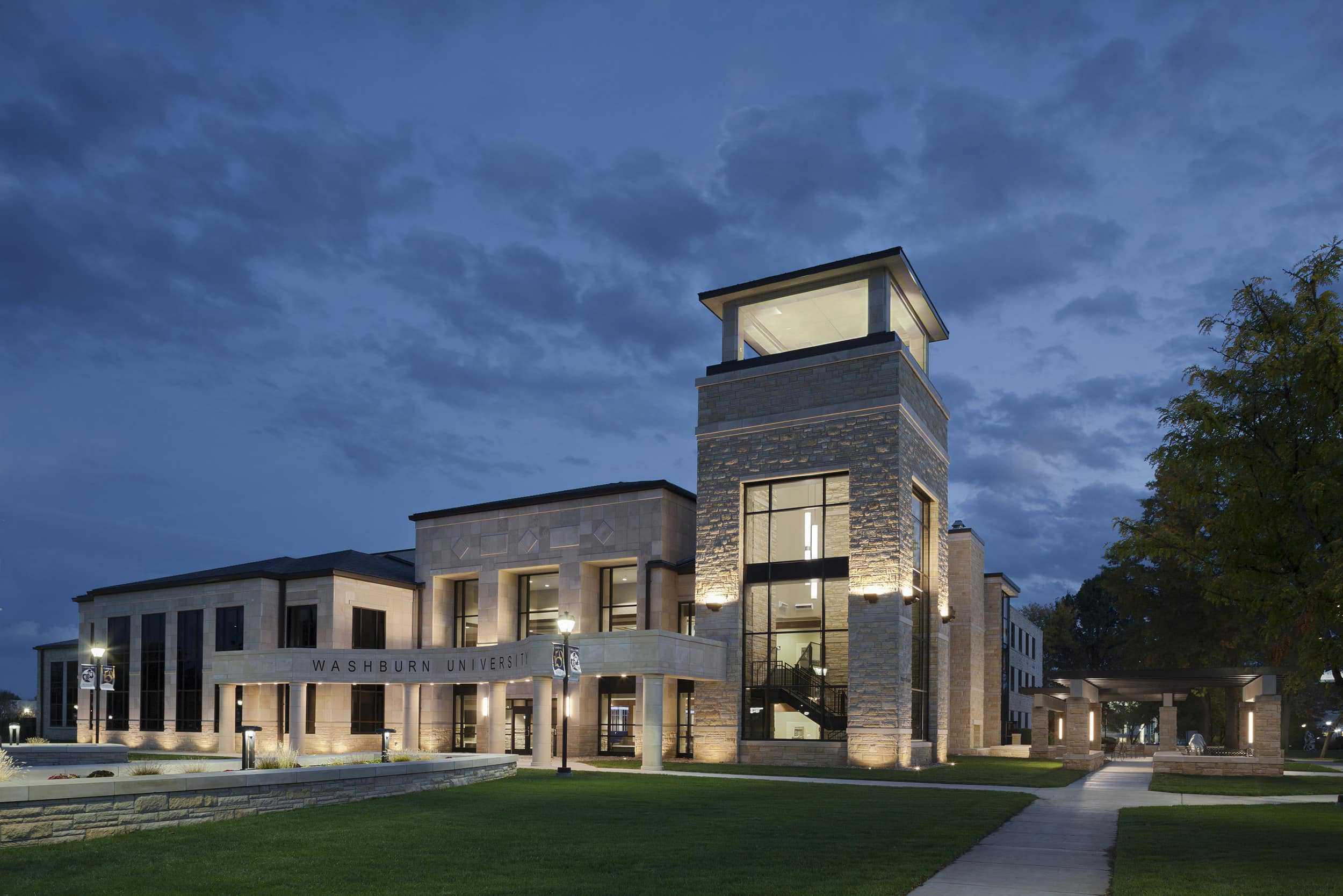 washburn university 1