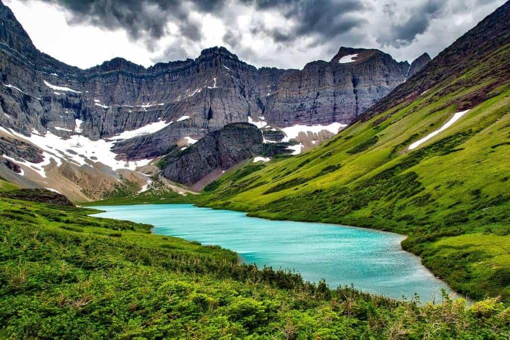 cracker lake montana