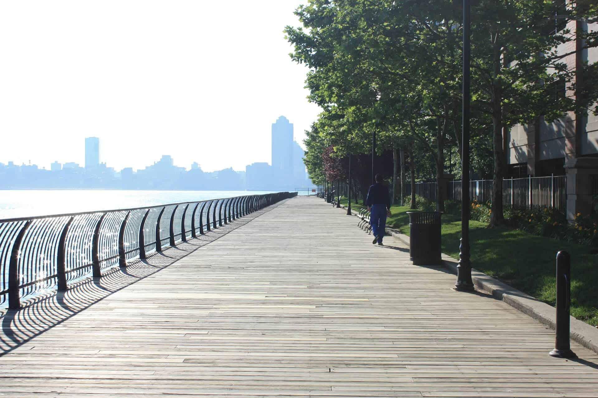 jersey city boardwalk