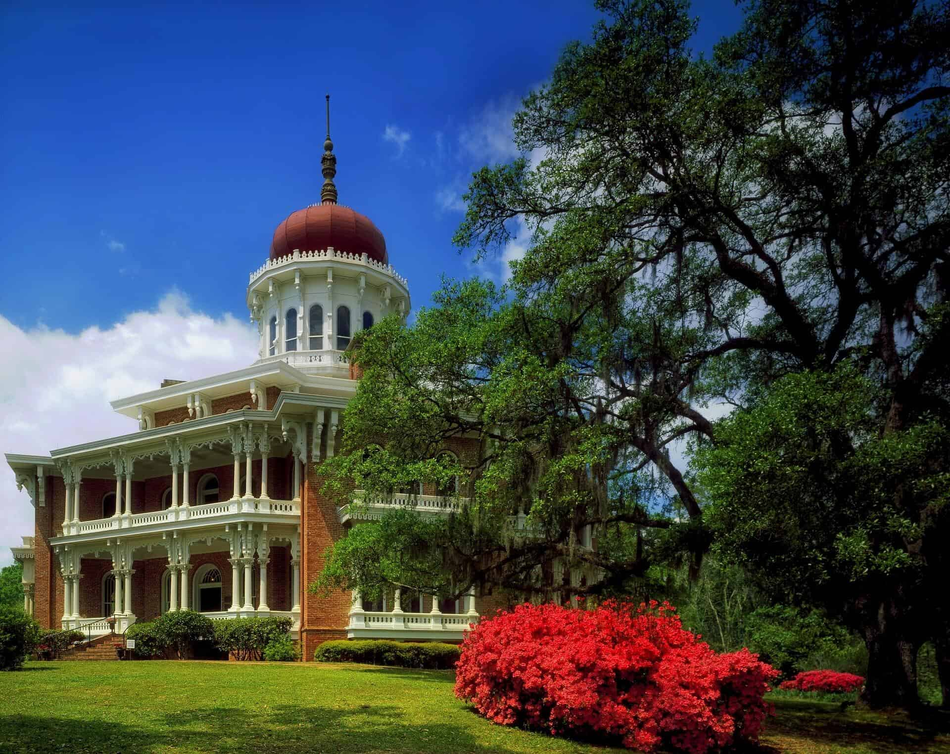 longwood house mississippi