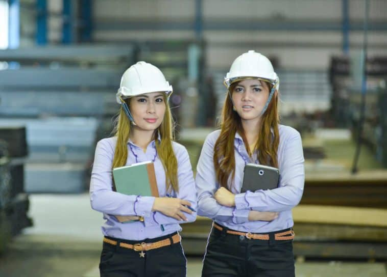 female engineers