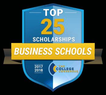 Top 25 Business School Scholarships