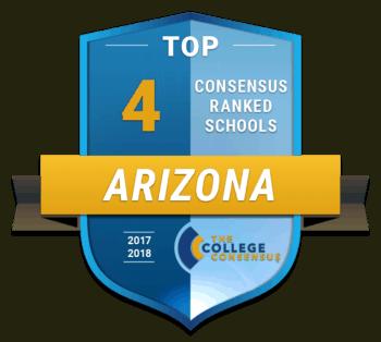 Top Consensus ranked Schools ARIZONA