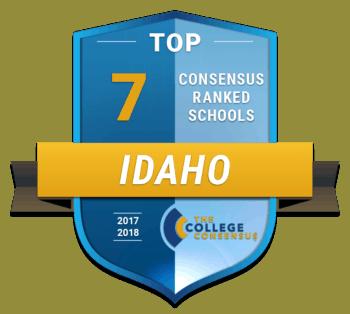 Top Consensus ranked Schools IDAHO