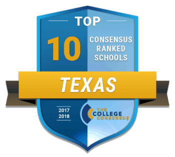 Top Consensus ranked Schools TEXAS