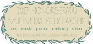 Honors Grad Scholarship