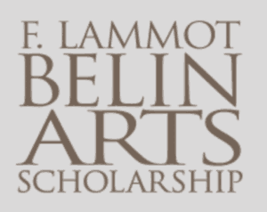 belin arts scholarship