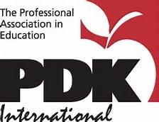 PhiDeltaKappa scholarship
