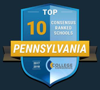 Consensus Ranking Pennsylvania 10
