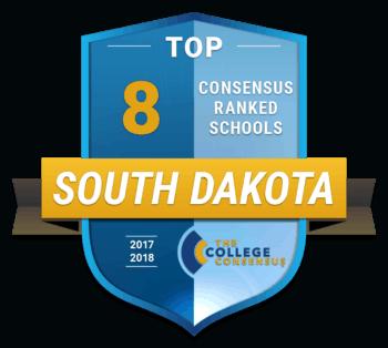 Consensus Ranking South Dakota 8