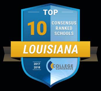 consensus ranking louisiana
