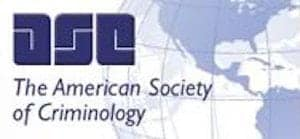 american society of criminology