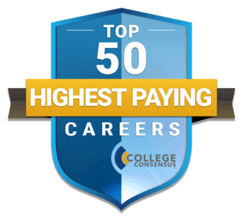 50 Highest Paying Careers for College Grads
