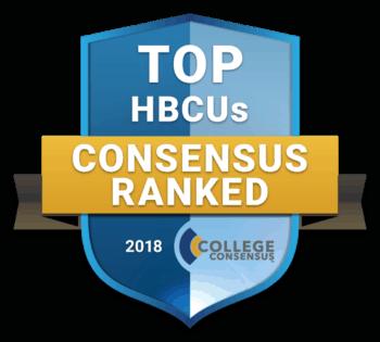 Top HBCUs Consensus Ranked 2018