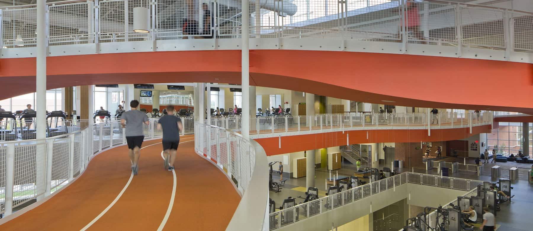 Auburn indoor track