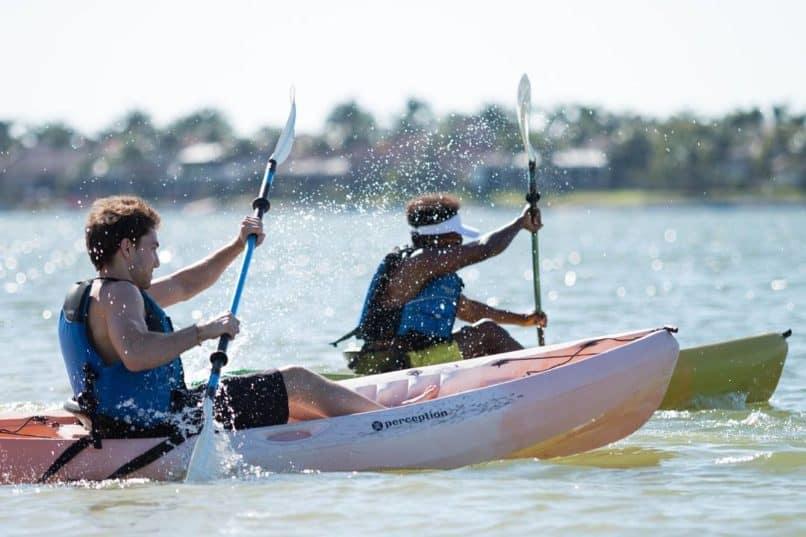Florida Gulf Coast Paddle