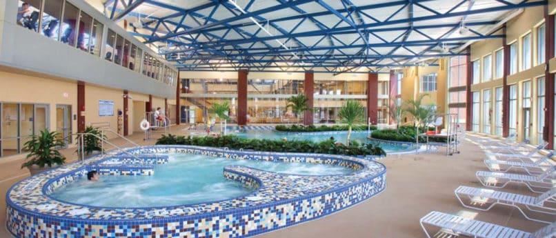 Indiana State University pool