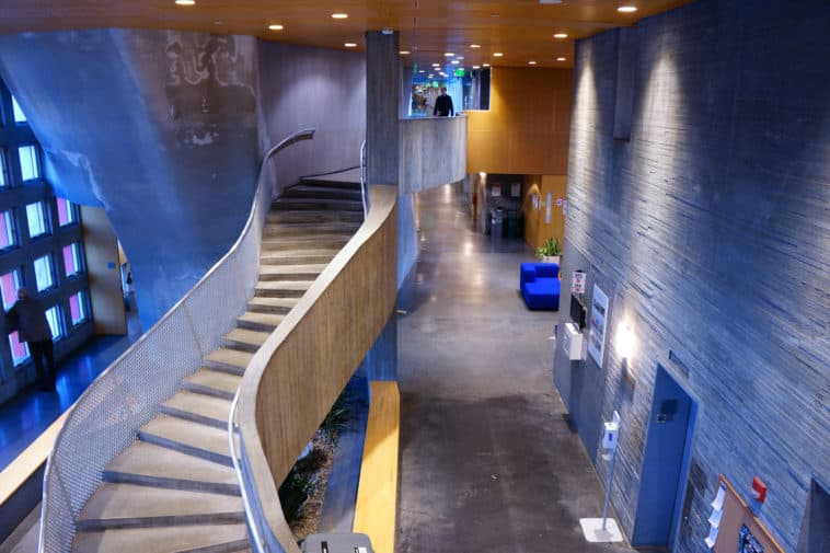 Simmons Hall MIT