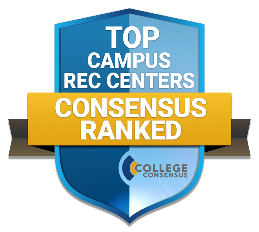 Top Campus Rec Centers Consensus Ranked