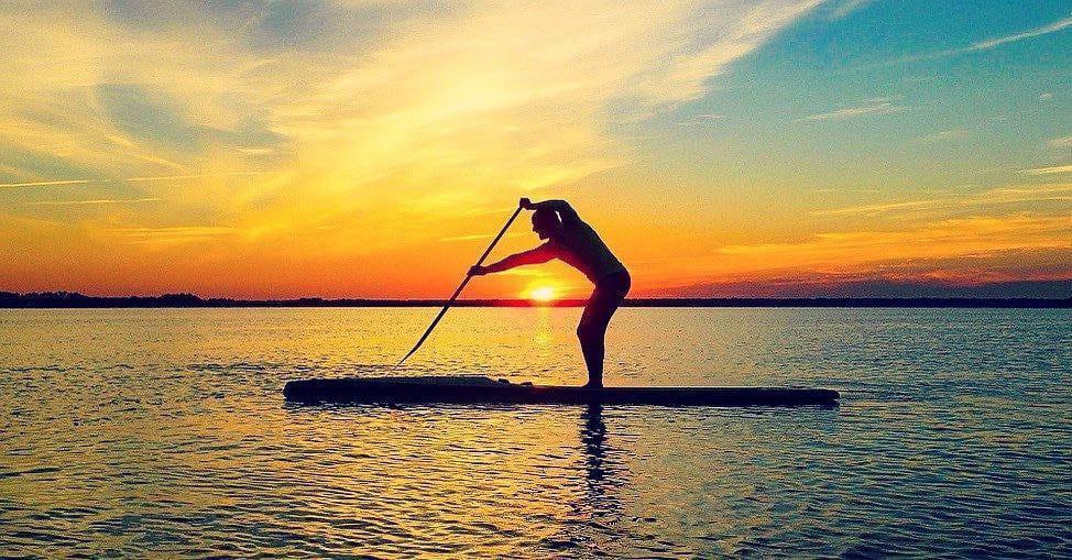 UMiami paddle