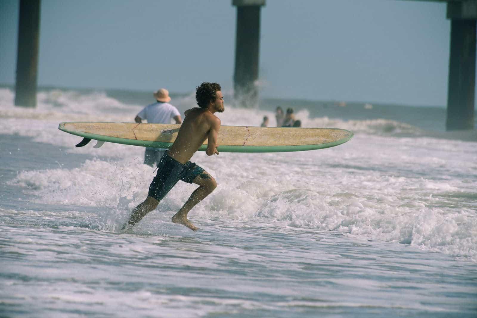 flagler college surfer