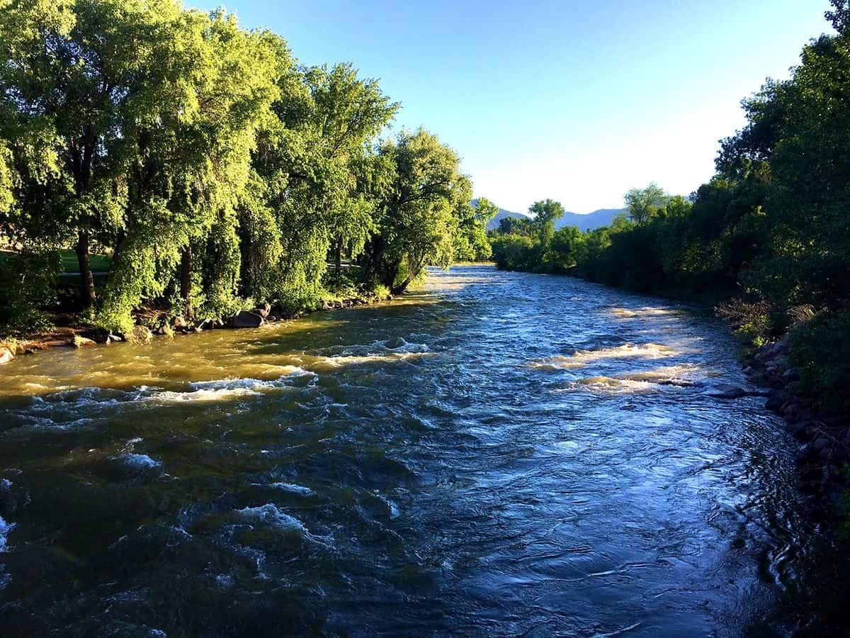 Animas River Fort Lewis