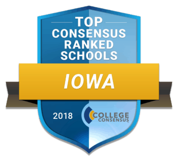 Iowa consensus badge